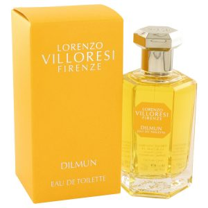 Dilmun by Lorenzo Villoresi Firenze Eau De Toilette Spray 3.4 oz Women