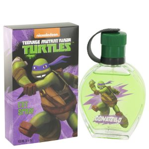 Teenage Mutant Ninja Turtles Donatello by Marmol & Son Eau De Toilette Spray 3.4 oz Men