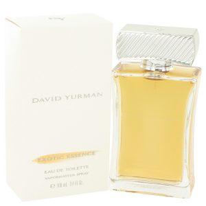 David Yurman Exotic Essence by David Yurman Eau De Toilette Spray 3.4 oz Women
