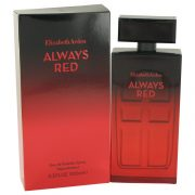 Always Red by Elizabeth Arden Eau De Toilette Spray 3.4 oz Women