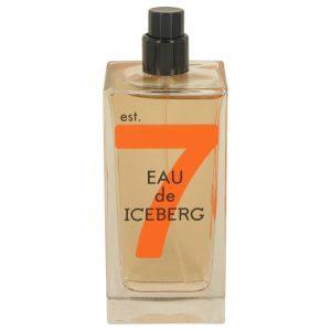 Eau De Iceberg Sensual Musk by Iceberg Eau De Toilette Spray (Tester) 3.3 oz Women