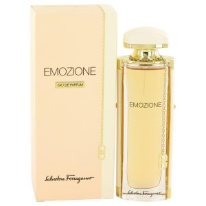 Emozione by Salvatore Ferragamo Eau De Parfum Spray 1.7 oz Women