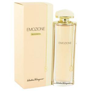 Emozione by Salvatore Ferragamo Eau De Parfum Spray 3.1 oz Women