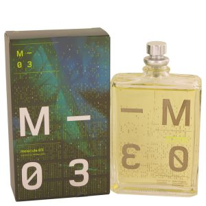 Molecule 03 by ESCENTRIC MOLECULES Eau De Toilette Spray 3.5 oz Women
