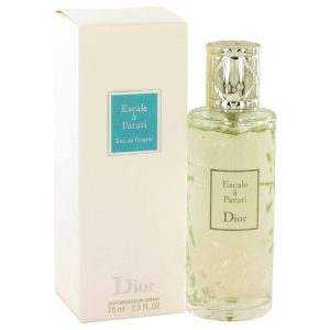 Escale A Parati by Christian Dior Eau De Toilette Spray 2.5 oz Women