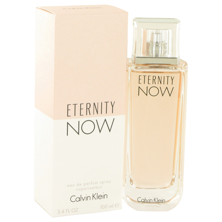 Eternity Now by Calvin Klein Eau De Parfum Spray 3.4 oz Women