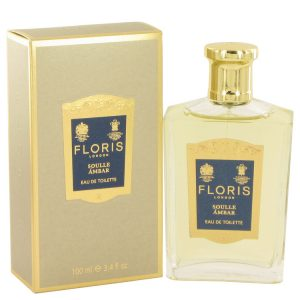 Floris Soulle Ambar by Floris Eau De Toilette Spray 3.4 oz Women