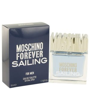 Moschino Forever Sailing by Moschino Eau De Toilette Spray 1.7 oz Men