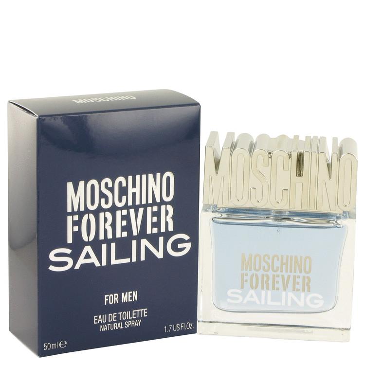 Moschino Forever Sailing by Moschino Eau De Toilette Spray 1.7 oz Men