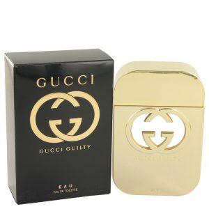 Gucci Guilty Eau by Gucci Eau De Toilette Spray 2.5 oz Women