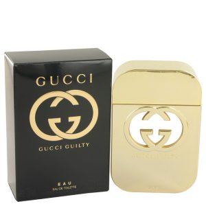 Gucci Guilty Eau by Gucci Eau De Toilette Spray 2.5 oz Women