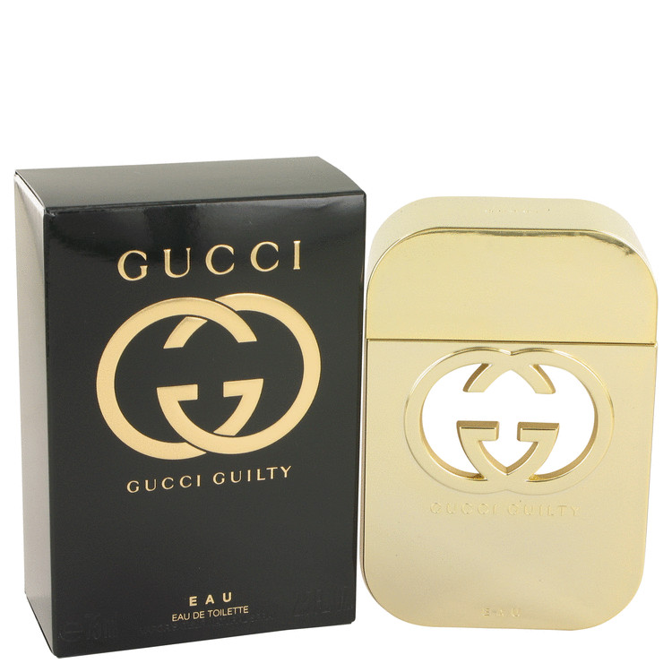 Gucci Guilty Eau By Gucci Eau De Toilette Spray 25 Oz Women