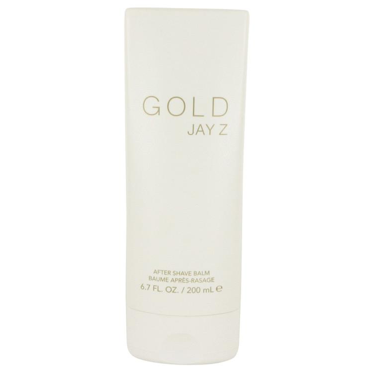 Gold Jay Z by Jay-Z After Shave Balm 6.7 oz Men