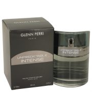 Unpredictable Intense by Glenn Perri Eau De Toilette Spray 3.4 oz Men