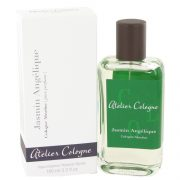 Jasmin Angelique by Atelier Cologne Pure Perfume Spray (Unisex) 3.3 oz Men