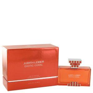 Judith Leiber Exotic Coral by Judith Leiber Eau De Parfum Spray 2.5 oz Women