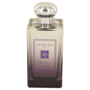 Jo Malone Wisteria & Violet by Jo Malone Cologne Spray (Unisex Unboxed) 3.4 oz Women