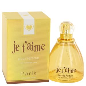 Je T'aime by YZY Perfume Eau De Parfum Spray 3.3 oz Women