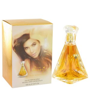 Kim Kardashian Pure Honey by Kim Kardashian Eau De Parfum Spray 3.4 oz Women