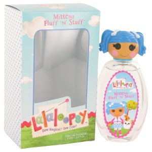 Lalaloopsy by Marmol & Son Eau De Toilette Spray (Fluff n Stuff) 3.4 oz Women