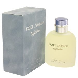 Light Blue by Dolce & Gabbana Eau De Toilette Spray 4.2 oz Men