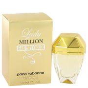 Lady Million Eau My Gold by Paco Rabanne Eau De Toilette Spray 1.7 oz Women