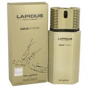 Lapidus Gold Extreme by Ted Lapidus Eau De Toilette Spray 3.4 oz Men