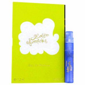 LOLITA LEMPICKA by Lolita Lempicka Eau De Parfum Vial (sample) .03 oz Women