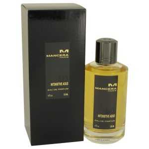 Mancera Intensive Aoud Black by Mancera Eau De Parfum Spray 4 oz Women
