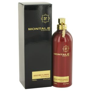 Montale Aoud Red Flowers by Montale Eau De Parfum Spray 3.3 oz Women