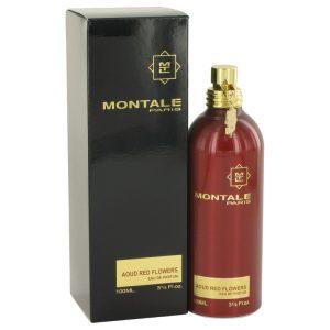Montale Aoud Red Flowers by Montale Eau De Parfum Spray 3.3 oz Women