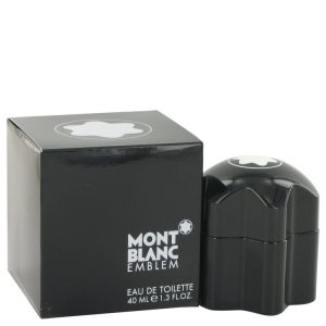Montblanc Emblem by Mont Blanc Eau De Toilette Spray 1.3 oz Men