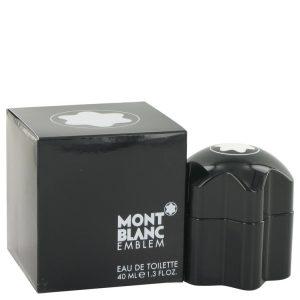 Montblanc Emblem by Mont Blanc Eau De Toilette Spray 1.3 oz Men