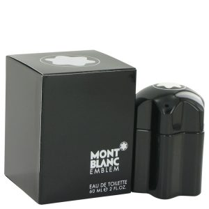 Montblanc Emblem by Mont Blanc Eau De Toilette Spray 2 oz Men