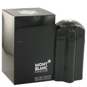 Montblanc Emblem by Mont Blanc Eau De Toilette Spray 3.4 oz Men