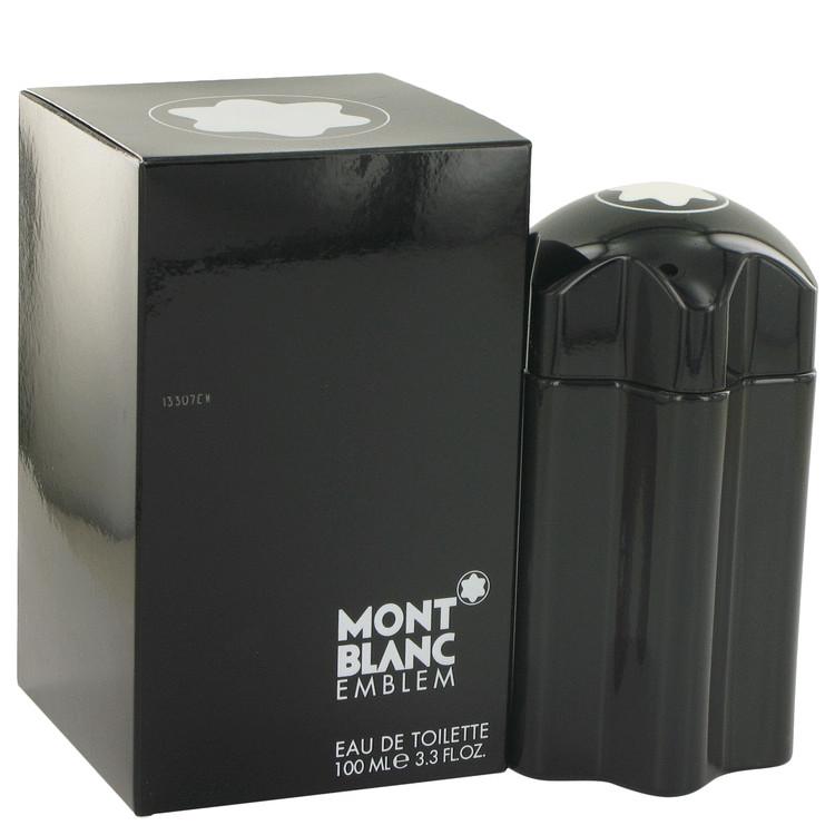 Montblanc Emblem by Mont Blanc Eau De Toilette Spray 3.4 oz Men