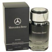 Mercedes Benz Intense by Mercedes Benz Eau De Toilette Spray 2.5 oz Men
