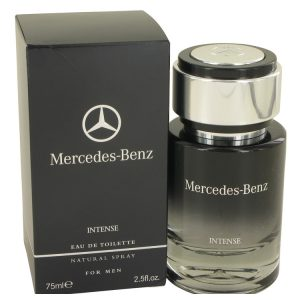 Mercedes Benz Intense by Mercedes Benz Eau De Toilette Spray 2.5 oz Men