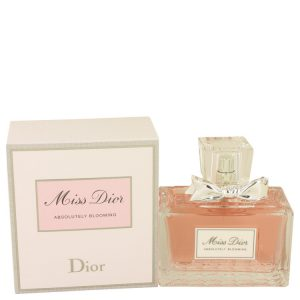 Miss Dior Absolutely Blooming by Christian Dior Eau De Parfum Spray 3.4 oz Women