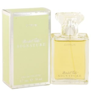 Marshall Fields Signature Citrus by Marshall Fields Eau De Toilette Spray (Scratched box) 3.4 oz Women