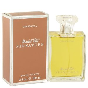Marshall Fields Signature Oriental by Marshall Fields Eau De Toilette Spray (Scratched box) 3.4 oz Women