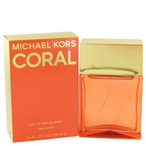 Michael Kors Coral by Michael Kors Eau De Parfum Spray 3.4 oz Women