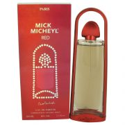 Mick Micheyl Red by Mick Micheyl Eau De Parfum Spray (Damaged Box) 2.7 oz Women