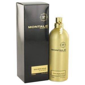 Montale Golden Aoud by Montale Eau De Parfum Spray 3.3 oz Women