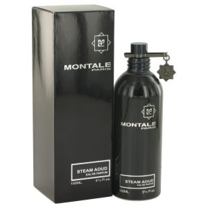 Montale Steam Aoud by Montale Eau De Parfum Spray 3.3 oz Women