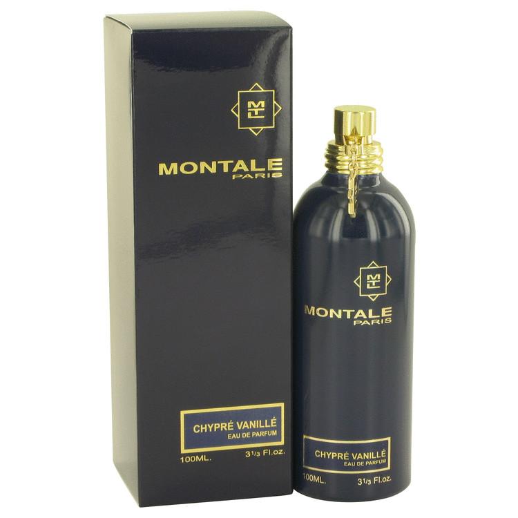 Montale Chypre Vanille by Montale Eau De Parfum Spray 3.3 oz Women