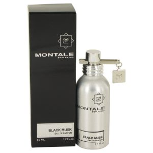 Montale Black Musk by Montale Eau De Parfum Spray (Unisex) 1.7 oz Women