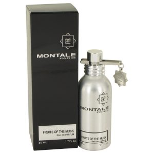 Montale Fruits of The Musk by Montale Eau De Parfum Spray (Unisex) 1.7 oz Women