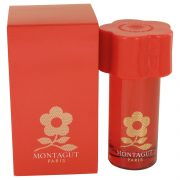 Montagut Red by Montagut Eau De Toilette Spray 1.7 oz Women