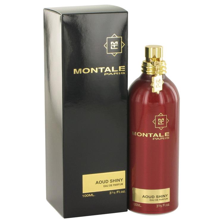 Montale Aoud Shiny by Montale Eau De Parfum Spray 3.3 oz Women
